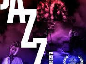 Cartel jazz pecera
