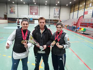 Medallas sr open madrid taekwondo olimp